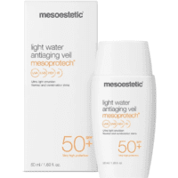 Mesoestetic Light Water Antiageing Veil SPF for Ageing and Dehydrated skin