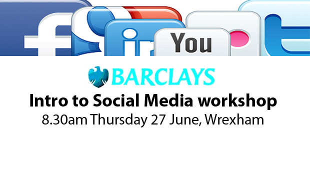 Introduction to social media from Barclays Business
