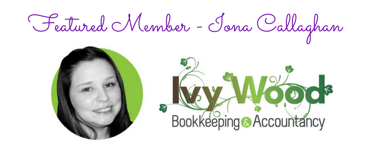 Featured Member – Iona Callaghan