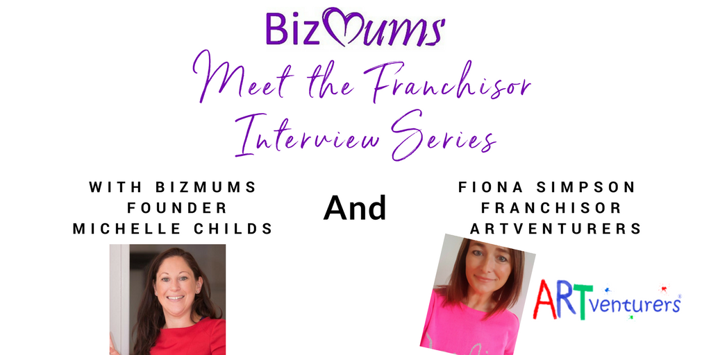 Meet the Franchisor Interview with Fiona Simpson, Artventurers