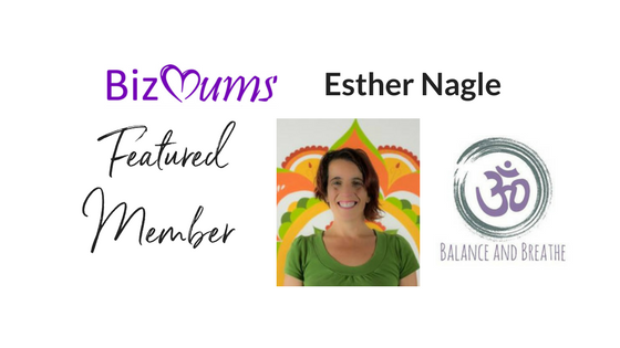 Featured Member – Esther Nagle