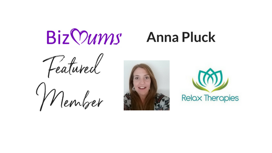 Featured Member – Anna Pluck