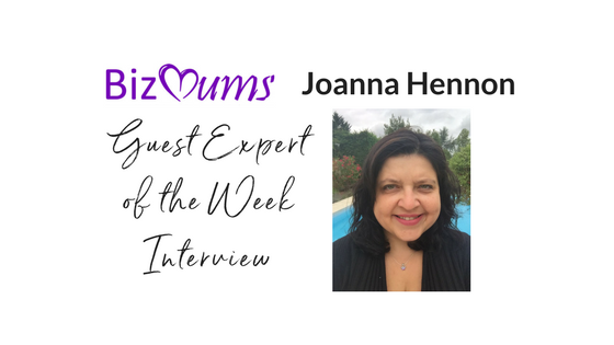 Guest Expert of the Week Interview with Joanna Hennon