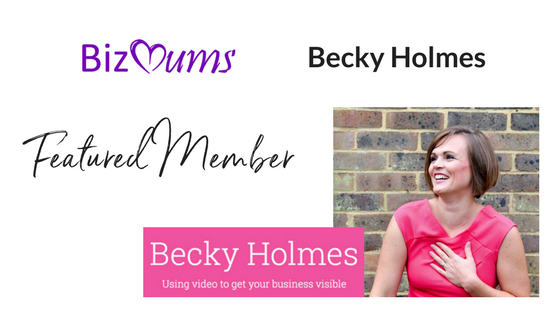 Featured Member – Becky Holmes