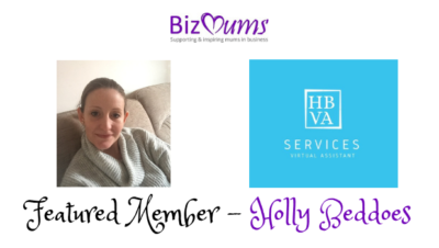 Featured Member – Holly Beddoes